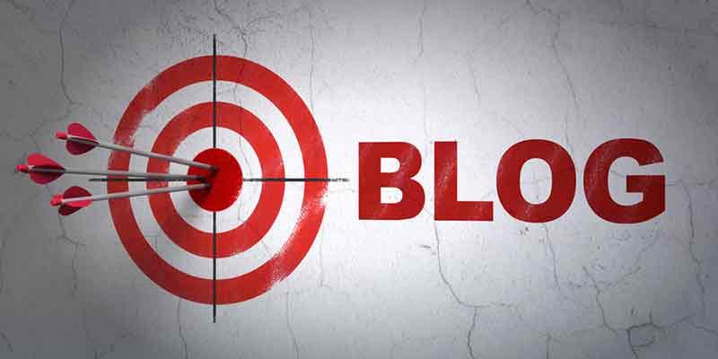 Blog gezielt nutzen