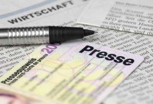 Presseausweis für freie Journalisten